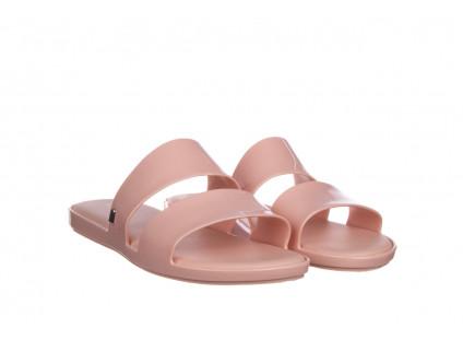 Klapki Melissa Color Pop AD Pink 010343, Róż, Guma