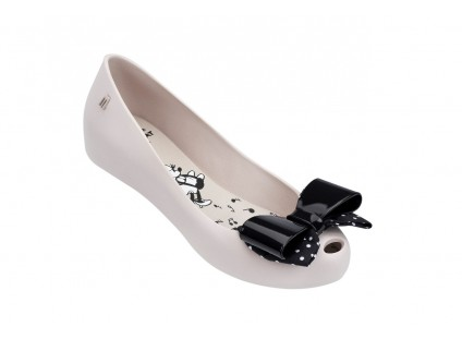 Melissa Ultragirl Minnie IV AD Beige Black