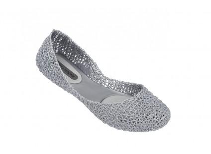 Melissa Campana Papel V SP AD Silver Glitter