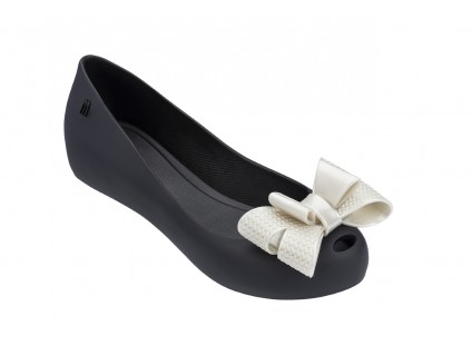 Melissa Ultragirl Sweet XV Ad Black White Metalized