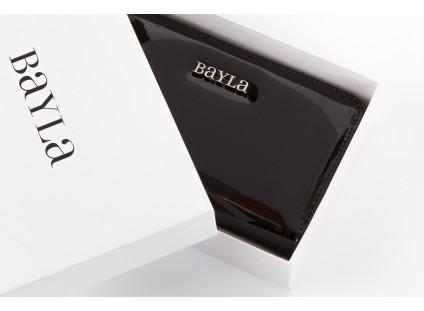 Bayla-165 Portfel Revel Czarny