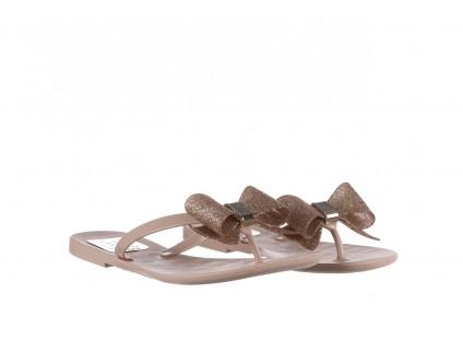 Klapki T&G Fashion 22-1368315 Nude, Beż, Guma