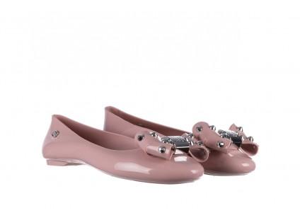 Baleriny T&G Fashion 22-1458679 Rosa, Róż, Guma