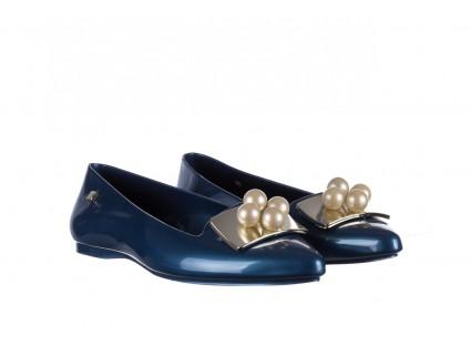Baleriny T&G Fashion 22-1448846 Azul Nautico, Niebieski, Guma