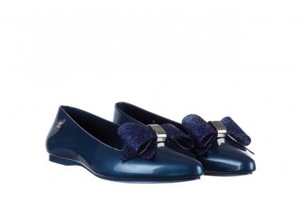 Baleriny T&G Fashion 22-1448315 Azul Nautico, Niebieski, Guma