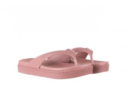 Klapki Dijean 286 248 Old Pink-Pink, Róż, Guma