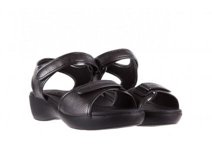 Azaleia 346 601 Perf Black