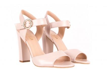 Sandały Bayla-056 8023-203 Beżowe Sandały 19