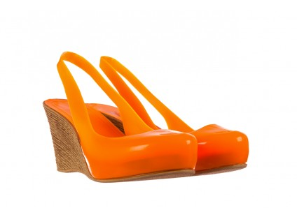 Bayla-064 Coco Orange Fluo