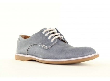 Clarks FARLI WALK Denim Blue Lea