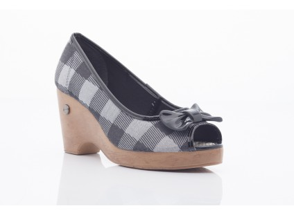 DIJEAN 715 716 BLACK PLAID