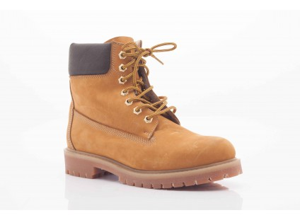 Tresor-Al Montana Men 20958 Nubuck Wheat
