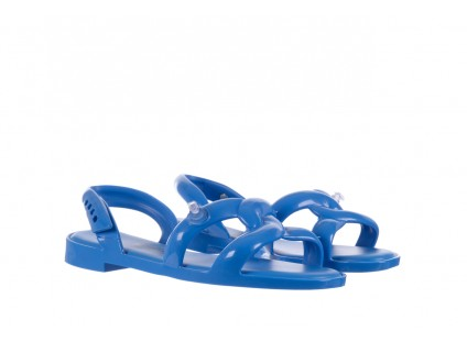 Melissa Tube Sandal Jeremy Sc Blue
