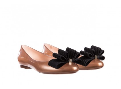 Melissa Doll + Jason Wu Ad Pink Black