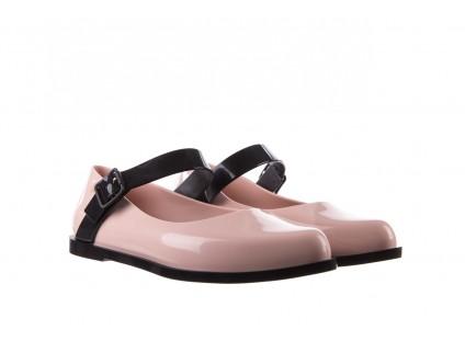 Melissa Mary Jane Ad Pink Black