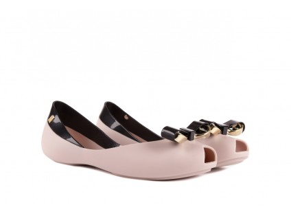 Melissa Queen IV Ad Pink/Black