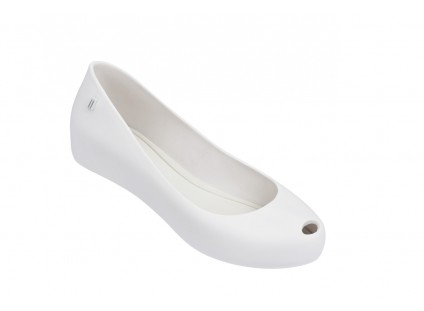 Melissa Ultragirl Basic Ad White