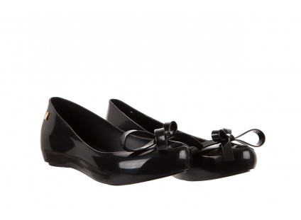 Melissa Ultragirl Bow Ad Black 17