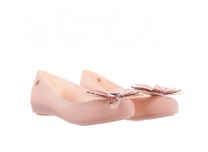 Melissa Ultragirl Fly Ad Light Pink