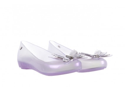 Melissa Ultragirl Fly Ad Pearly Lilac
