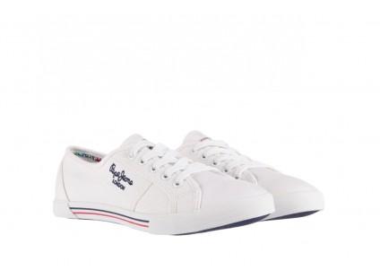 Pepe Jeans PLS30001 Aberlady 800 White