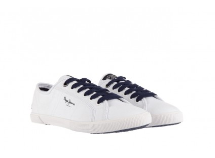 Pepe Jeans PMS30207 Aberman Basic 800 White