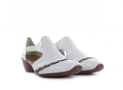Rieker 43783-81 White
