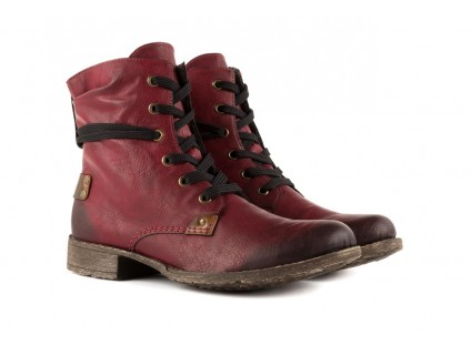 Rieker 70820-36 Red