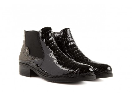 Rieker 72661-01 Black