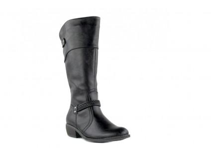 Rieker 92959-00 Black
