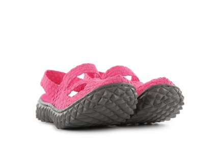 Rock Cross Sandal Fuchsia