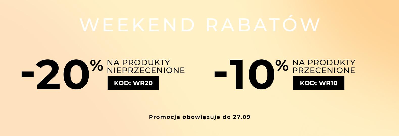 Weekend Rabatów